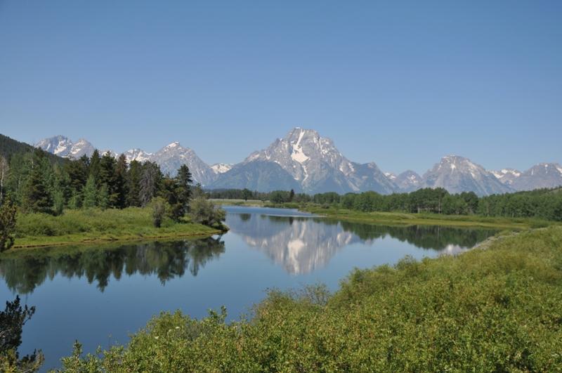 Grand Teton National Park Trip 2012 Dutchmen Owners