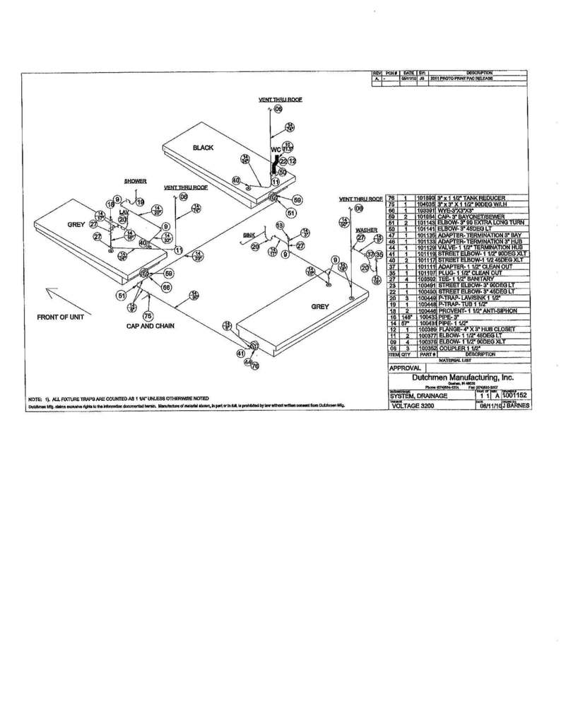 Dutchmen Camper Wiring Diagram Great Design Of 30a Voltage 3200 Schematics Owners Trailer