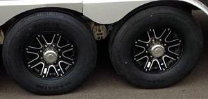 Click image for larger version  Name:Voltage Toy Hauler - tire & Rim pic 22May2016 (2).jpg Views:149 Size:27.9 KB ID:3308