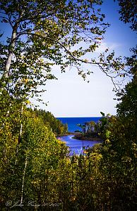 Click image for larger version  Name:Temperance Rivver from Falls to Lake Superior-600.jpg Views:92 Size:48.9 KB ID:4921
