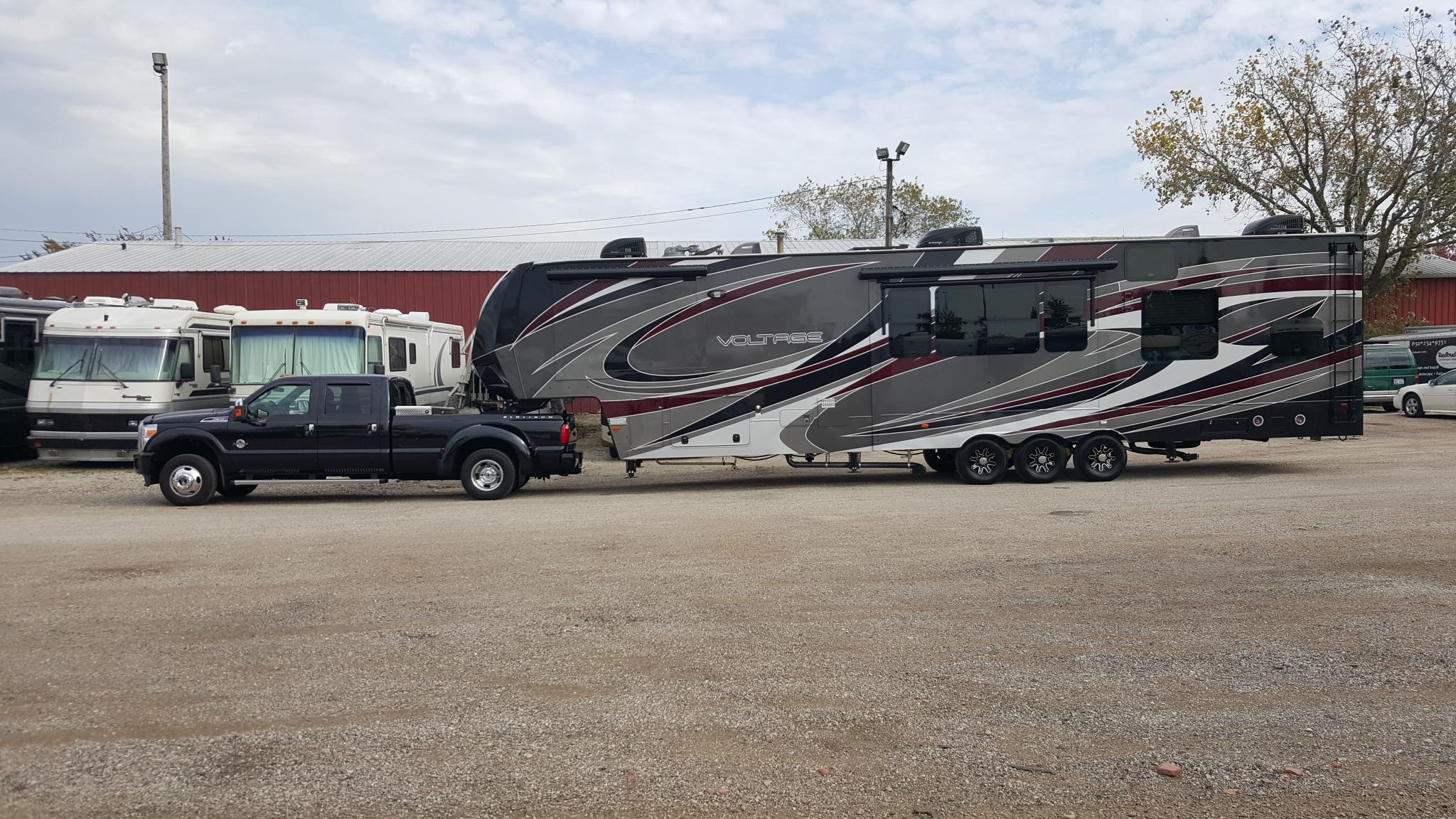 Dutchmen 2016 Voltage 3990 Dutchmen Owners