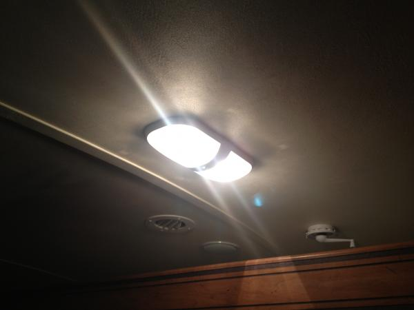 LED Before