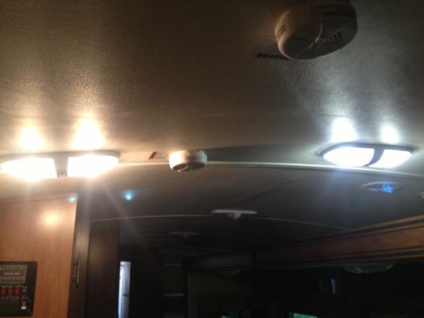 LED Side by Side