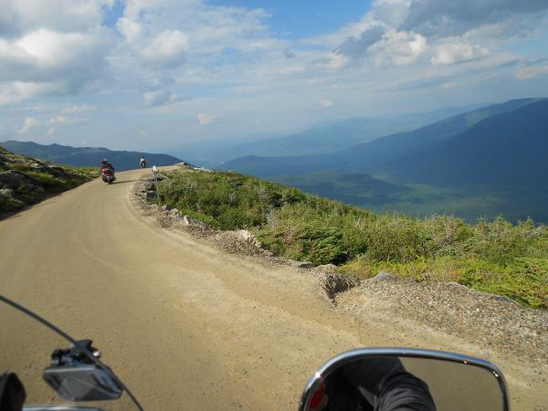 Mt. Washongton   Down