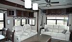 Living area of 20914 Infinity 3610RL