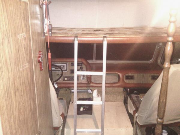 driver bunk