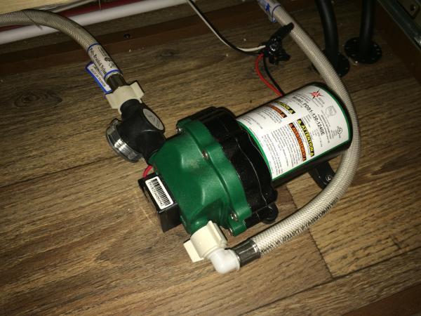 Water pump 1