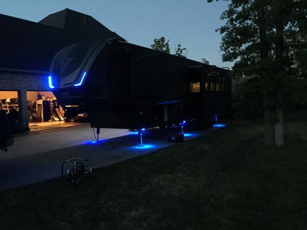 3990 Black Label LEDs