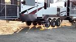 Manual Level; Attached to truck