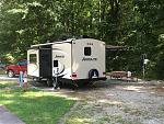 High Falls State Park Maiden Voyage