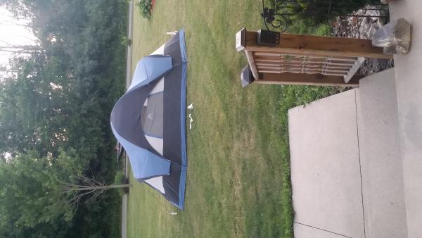 10x12 Tent