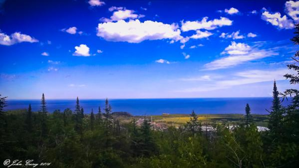 Silver Bay Overlooking Lake Superior, Silver Bay, MN